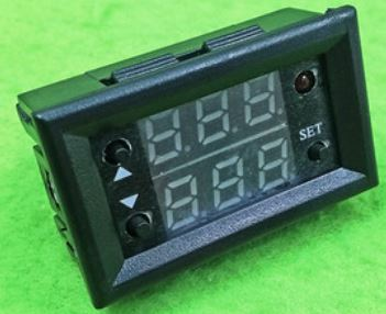 12V timing delay cycle on and off time relay module switch